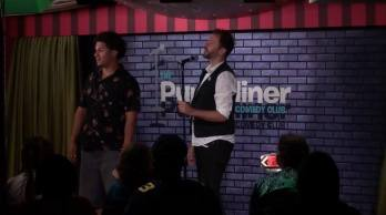 Punchliner Comedy Club (Carnival Sunshine)